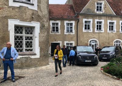 Schloss Huerbel Staatssekretärin